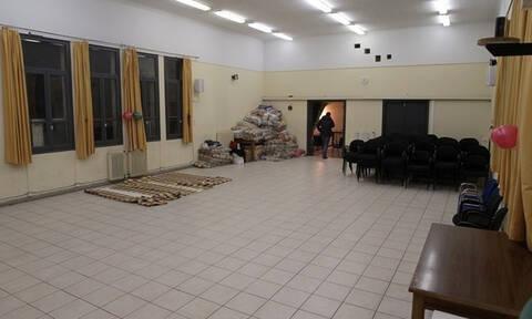 Κακοκαιρία: Θερμαινόμενοι χώροι για τους αστέγους από το δήμο Αθηναίων