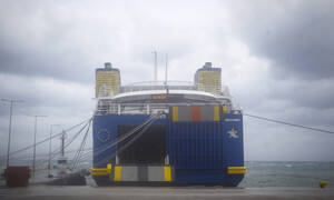 Καιρός: Δεμένα πλοία στα λιμάνια - Ποια δρομολόγια δεν πραγματοποιούνται