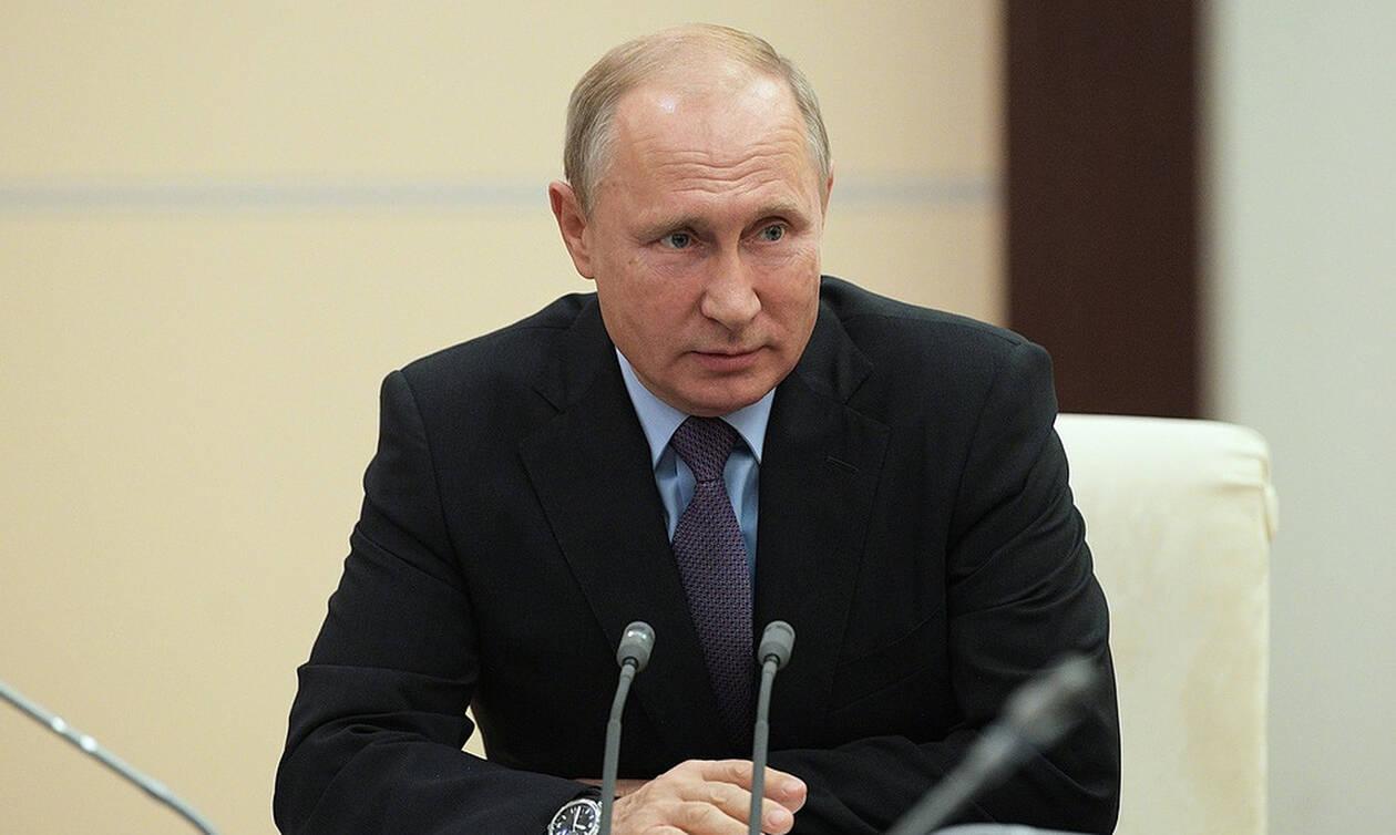 """Путин: создание """"Православной церкви Украины"""" стало исключительно политическим проектом"""