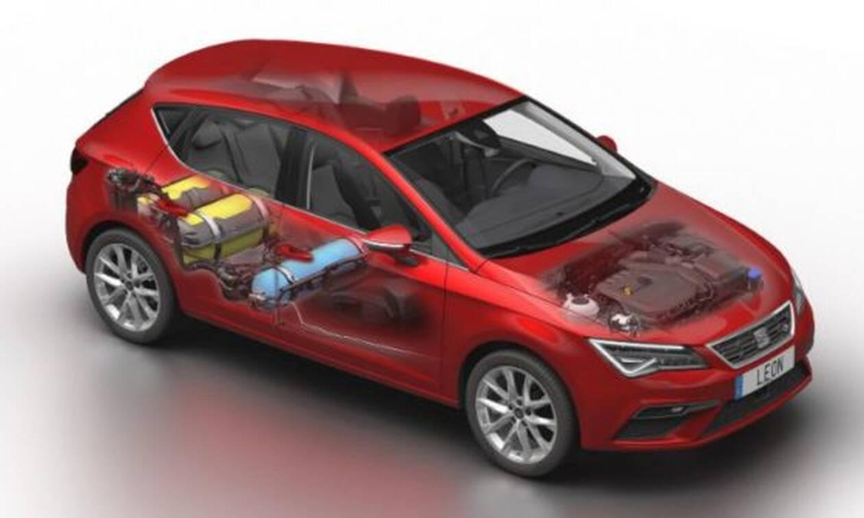 Το Seat Leon αποκτά κινητήρα φυσικού αερίου 1.5 CNG Turbo με 130 άλογα