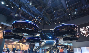 Αυτό είναι το... αεροταξί του μέλλοντος!