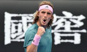 Australian Open: Στους «32» Τσιτσιπάς και Σάκκαρη (photos, video)