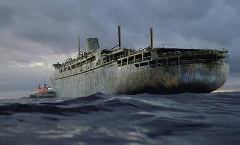 Πλοίο φάντασμα... ξεπρόβαλε μετά από 120 χρόνια! (photos)