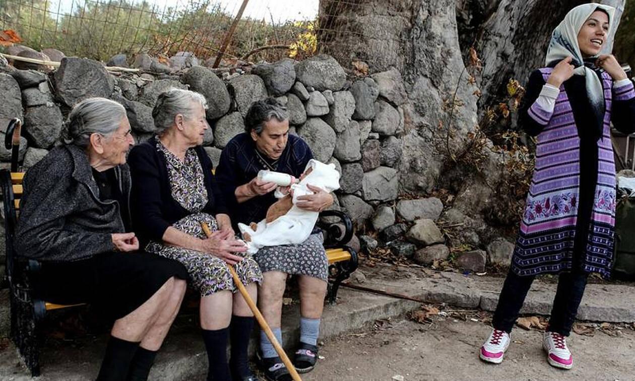Πέθανε μία από τις γιαγιάδες-σύμβολο της Μυτιλήνης