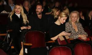 Αραβανή-Σπυροπούλου: Τις χώριζε μία καρέκλα και δεν αντάλλαξαν ούτε ματιά! (pics)