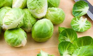 Λαχανάκια Βρυξελλών: Γνωρίστε τα οφέλη της παραγνωρισμένης υπερτροφής (video)