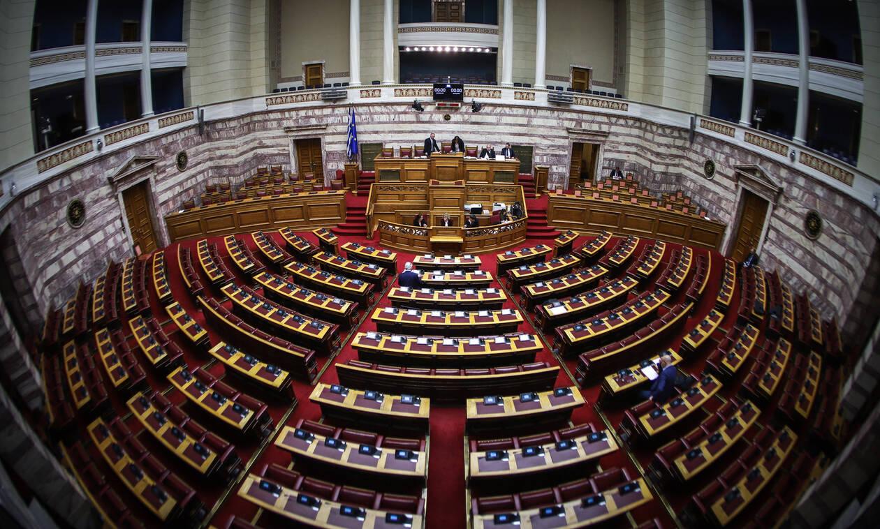 Βουλή LIVE: Δείτε τη συζήτηση για την ψήφο εμπιστοσύνης στην κυβέρνηση