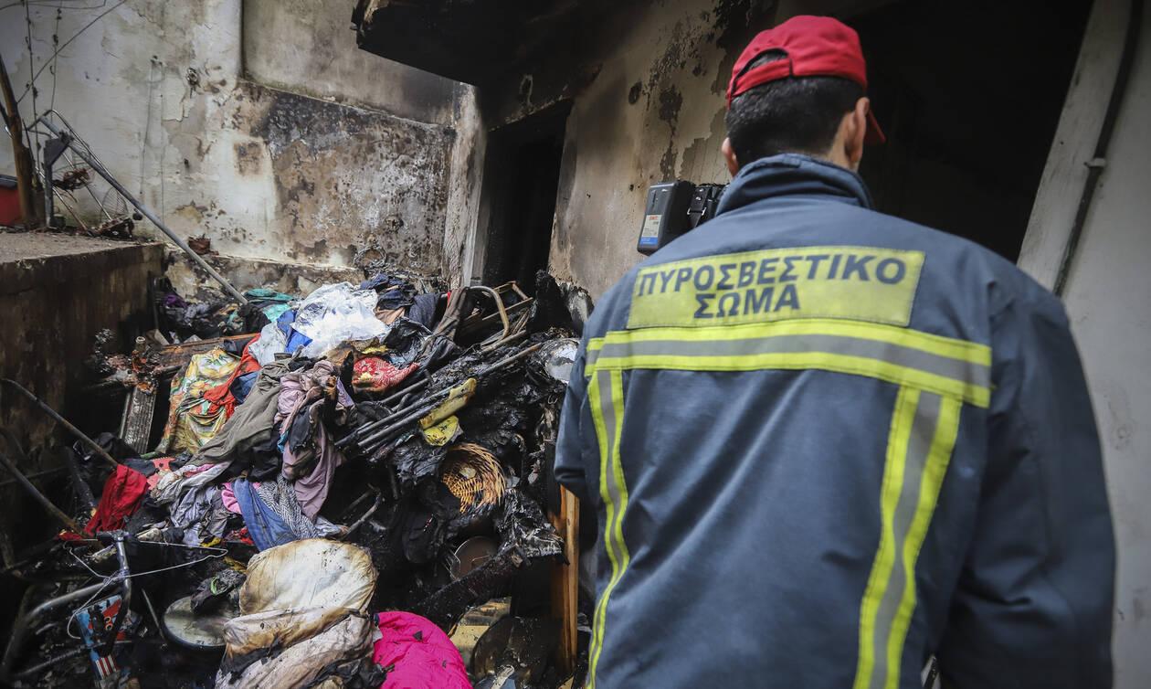 Συναγερμός στο Μεσολόγγι: Πυρκαγιά σε μονοκατοικία