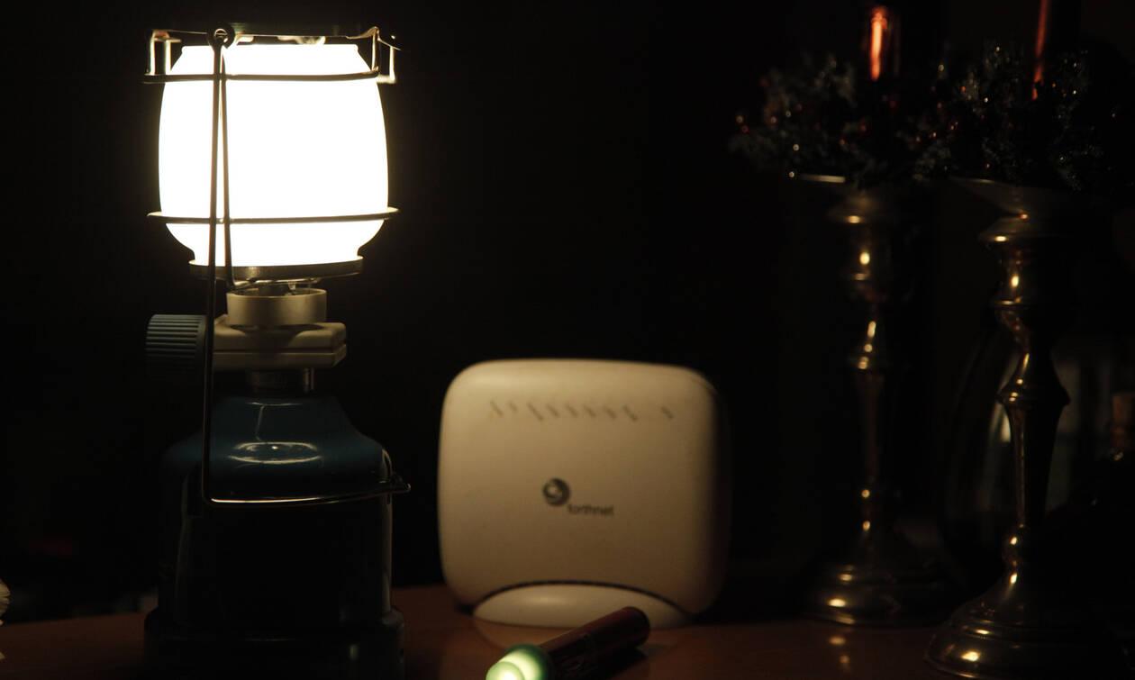 Ηράκλειο: «Πάγωσαν» 16 ώρες χωρίς ρεύμα λόγω… κεραυνού