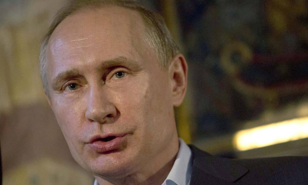«Βόμβα» Πούτιν για τη Συμφωνία των Πρεσπών