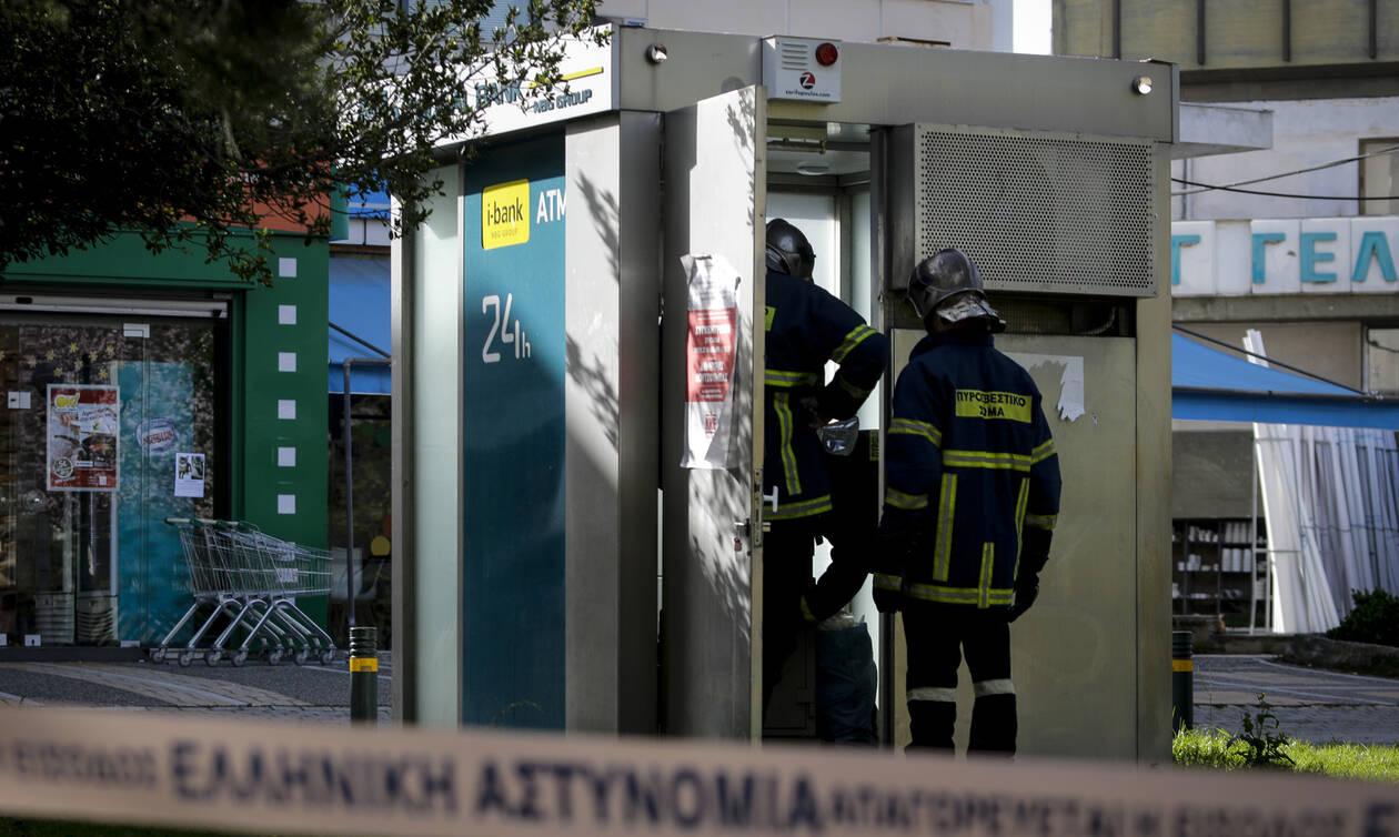 Εύβοια: Εξαρθρώθηκε εγκληματική οργάνωση που ανατίναζε ΑΤΜ και λήστευε χρηματαποστολές