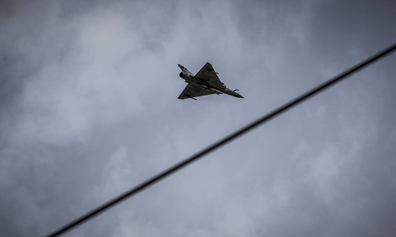 ΓΕΑ: Αυτός είναι ο λόγος που τα Mirage πέταξαν πάνω από το Πεντάγωνο