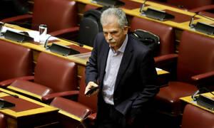 Ψήφος εμπιστοσύνης - Δανέλλης: Δεν φοβάμαι τις απειλές - Επωφελής η Συμφωνία των Πρεσπών για τη χώρα