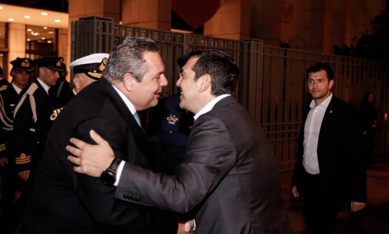 Ψήφος εμπιστοσύνης - Καμμένος: Δύο φορές με πρόδωσε ο Τσίπρας στο Σκοπιανό