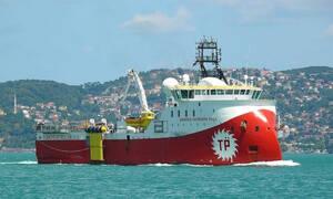 Κύπρος:  Άγκυρα στην Κερύνεια έριξε το «Μπαρμπαρός»