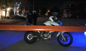 Αιματηρή συμπλοκή ληστών με αστυνομικό στην Κάτω Κηφισιά - Ένας νεκρός (pics)