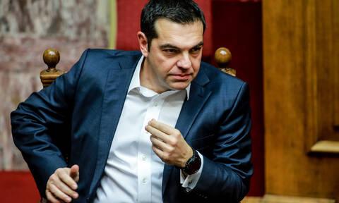 Ψήφος εμπιστοσύνης - Τσίπρας: Ο κ. Μητσοτάκης είναι ο καλύτερος χορηγός μας