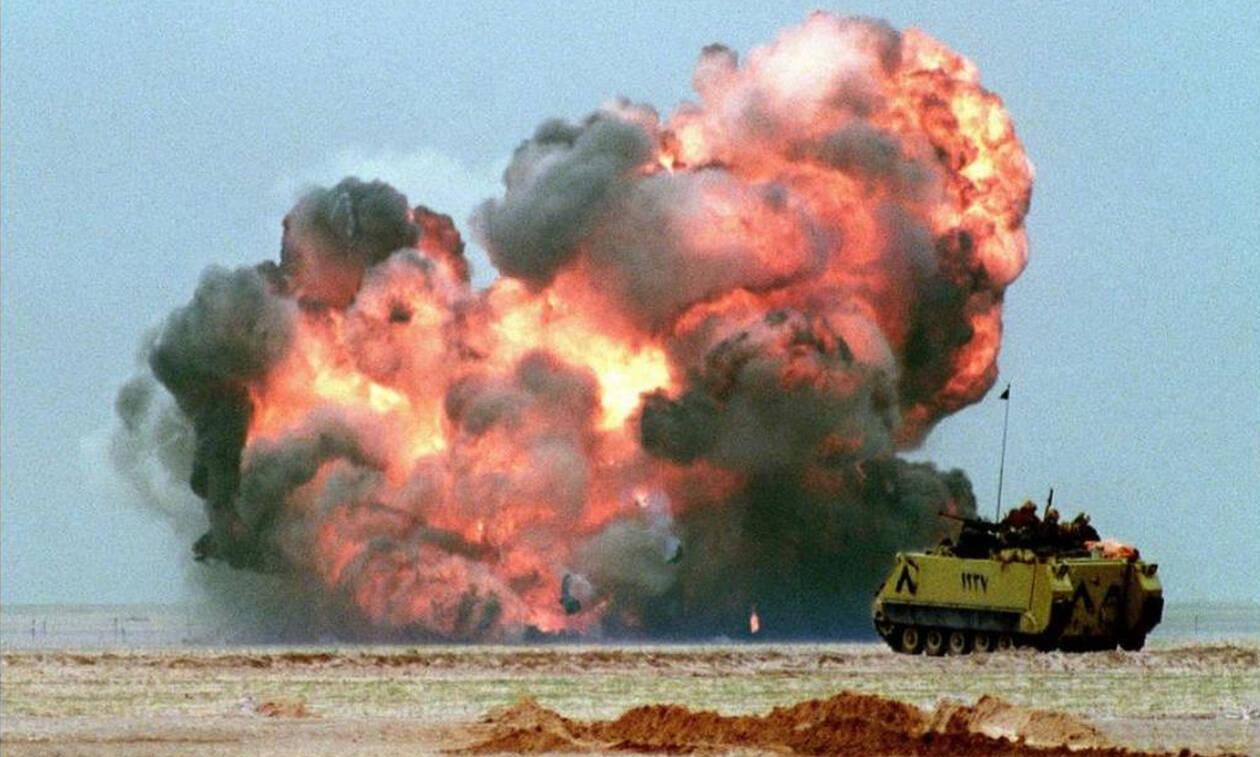 Σαν σήμερα το 1991 ξεκινά η επιχείρηση «Καταιγίδα της Ερήμου»
