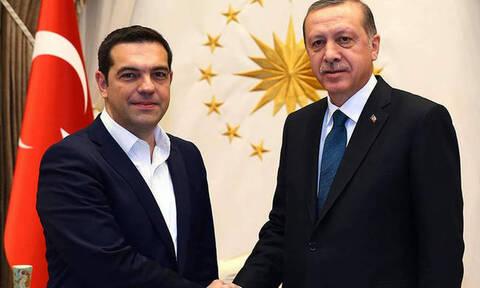 Στην Τουρκία ο Αλέξης Τσίπρας – Συνάντηση με Ερντογάν