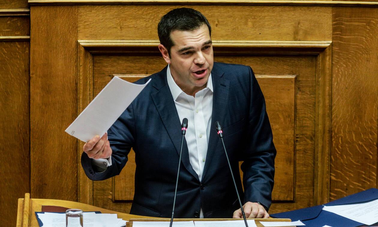 Τσίπρας: Το Κοινοβούλιο έδωσε ψήφο εμπιστοσύνης στη σταθερότητα