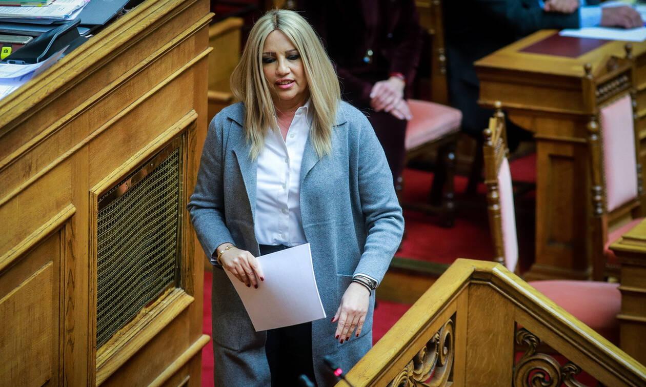 Συμφωνία Πρεσπών: Δεν θα θέσει ζήτημα κομματικής πειθαρχίας η Γεννηματά