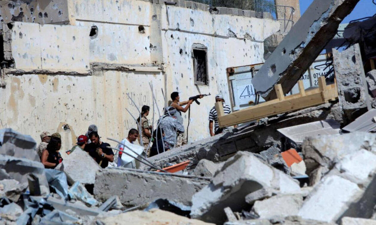 Λιβύη: Πέντε νεκροί σε νέες μάχες ανάμεσα στο νότιο τμήμα της Τρίπολης