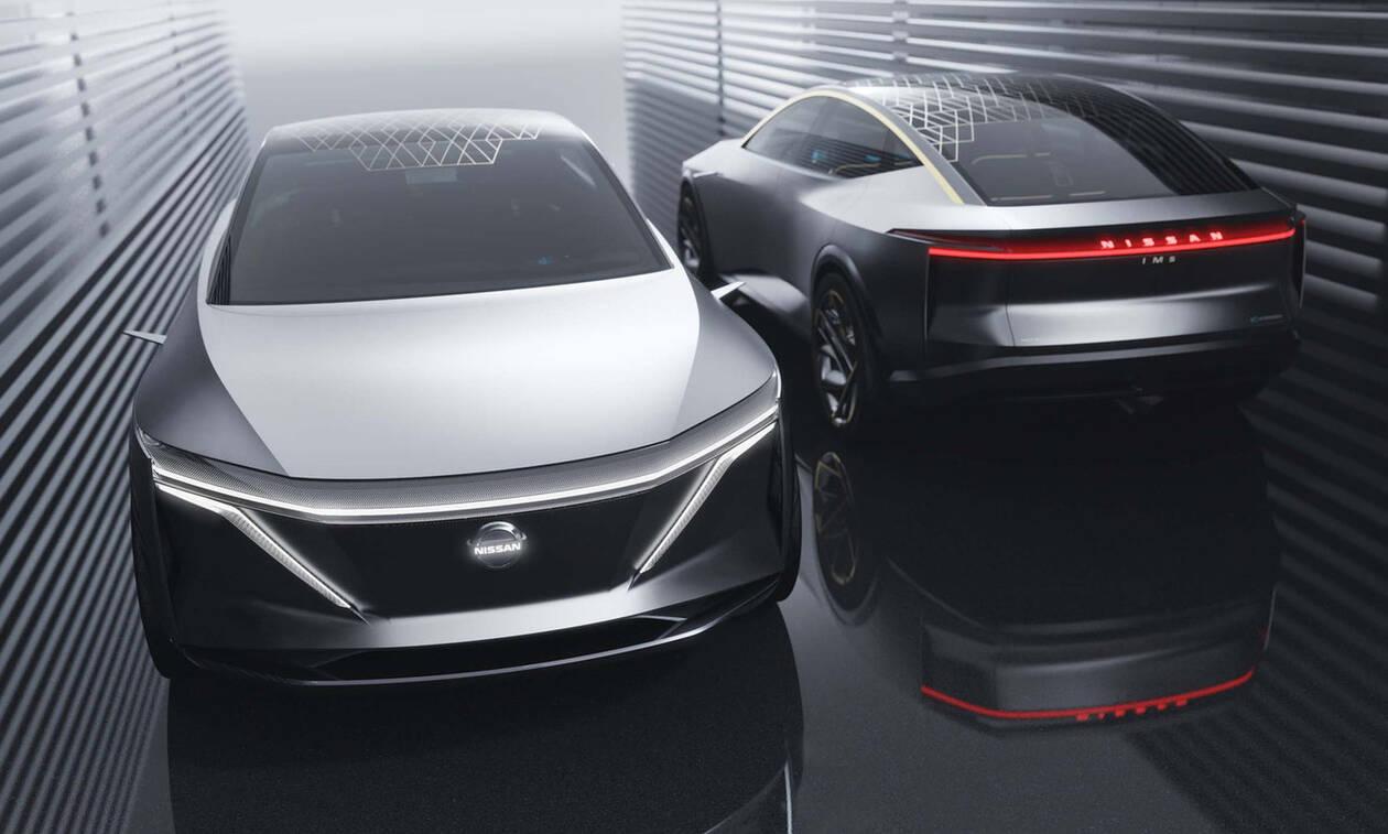 Γιατί η Nissan προσθέτει στοιχεία από SUV σε ένα σεντάν; (pics)
