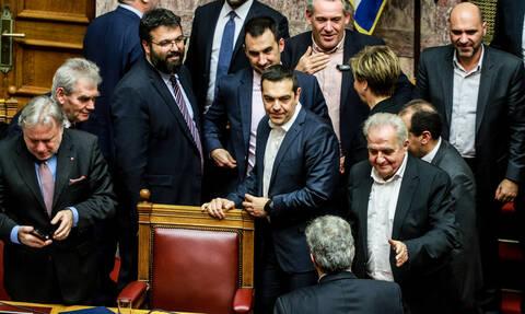 Κυβέρνηση μειοψηφίας με ψήφο… εμπιστοσύνης