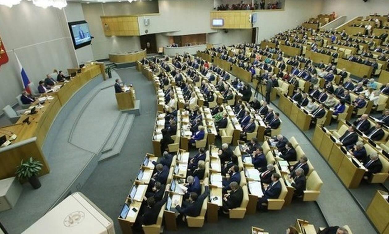 Госдума отказалась направлять делегацию России в ПАСЕ