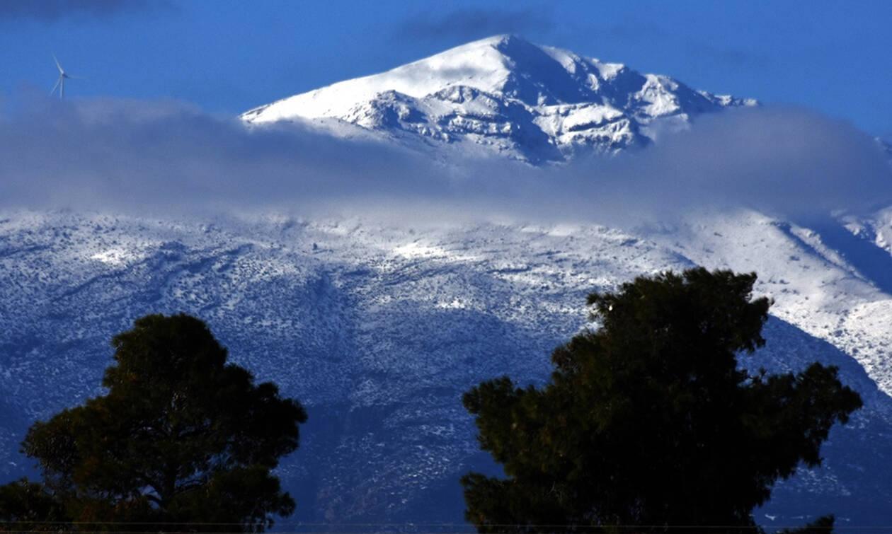 Μόνο στην Ελλάδα! Τρομερή πατέντα για οδήγηση στα χιόνια
