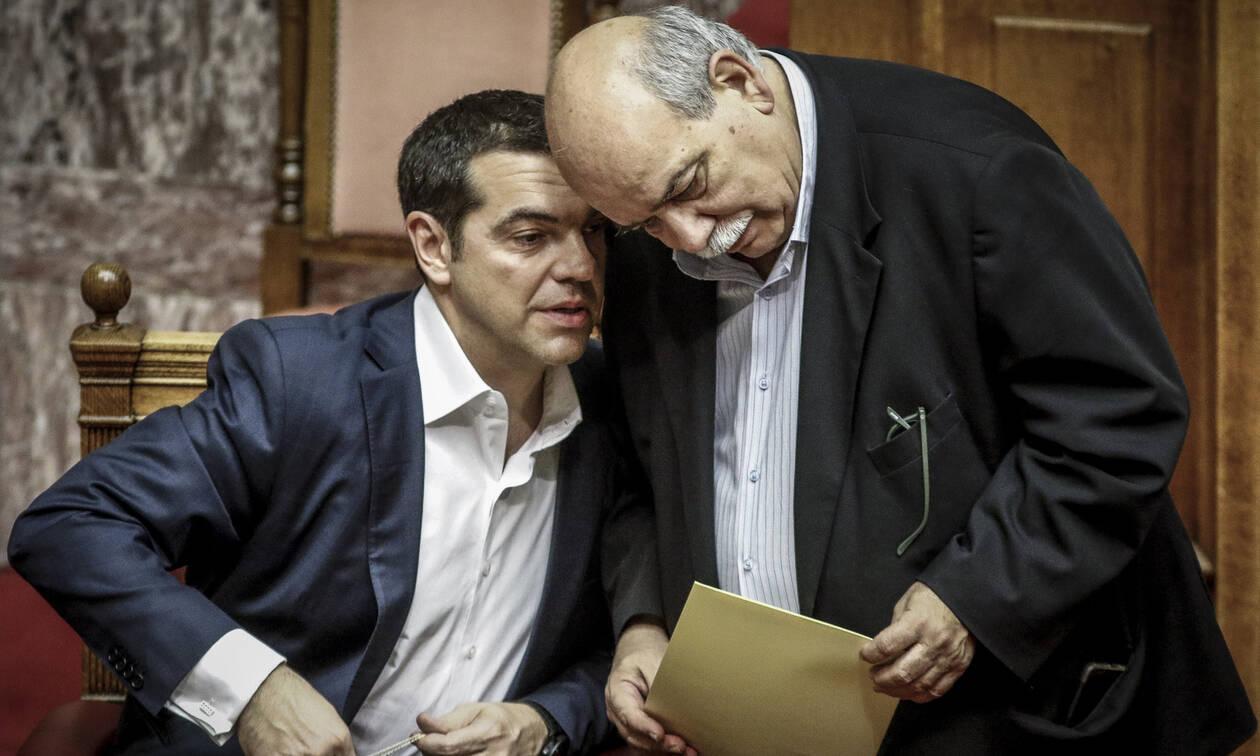 «Κουρελόχαρτο» ο Κανονισμός της Βουλής από την κυβέρνηση ΣΥΡΙΖΑ – «προθύμων»