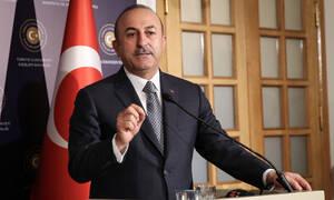 Τσαβούσογλου: Η Τουρκία αναγνωρίζει τα Σκόπια με το συνταγματικό τους όνομα