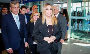 ΕΚΤΑΚΤΟ: Άγρια κόντρα Φώφης - Κρεμαστινού για τη Συμφωνία των Πρεσπών
