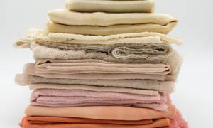 Μούχλα στις πετσέτες; Το μυστικό για να την αποτρέψεις και να την εξαφανίσεις