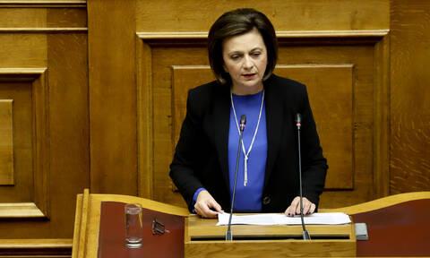 Παραιτήθηκε από τους ΑΝ.ΕΛ. η Μαρίνα Χρυσοβελώνη