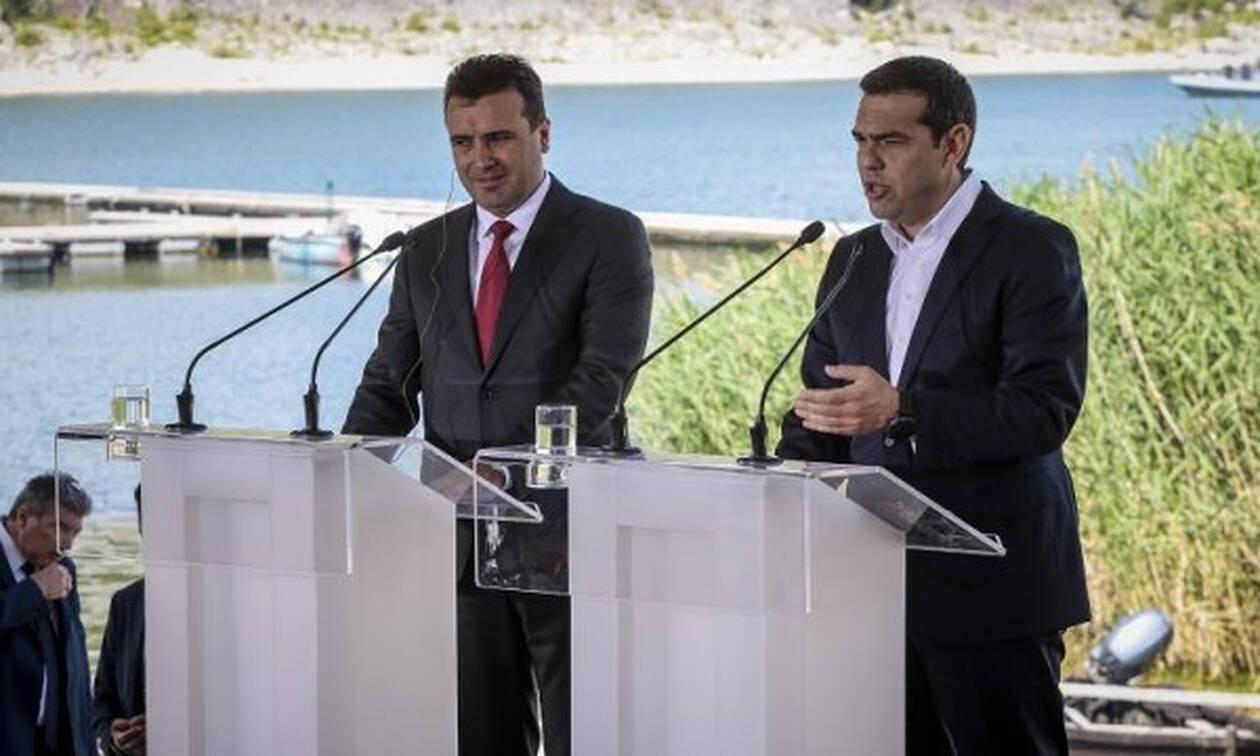 Τα Σκόπια δεν ολοκλήρωσαν τις  διαδικασίες - Νομικά έωλη η εισαγωγή της συμφωνίας στη Βουλή