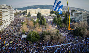«Όλοι στο Σύνταγμα για τη Μακεδονία»: Πυρετώδεις προετοιμασίες για το συλλαλητήριο της Κυριακής