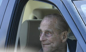 Τροχαίο - σοκ για τον 97χρονο πρίγκιπα Φιλίππο