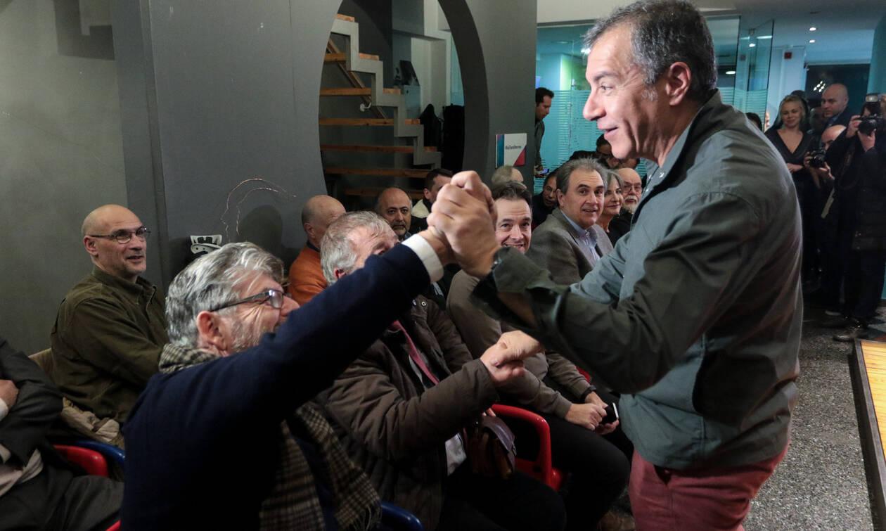 Ποτάμι: Ψήφος κατά συνείδηση για τη Συμφωνία των Πρεσπών
