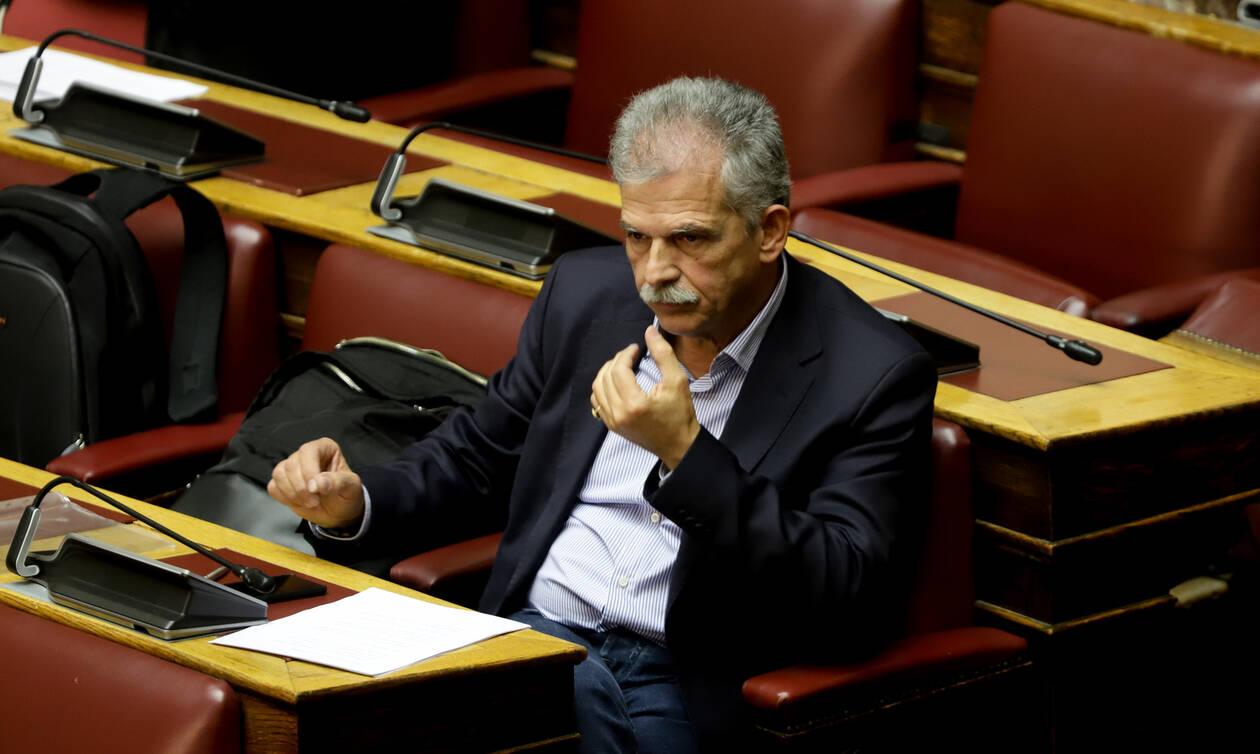 Συναγερμός για... σουβλάκια στο σπίτι του βουλευτή Σπύρου Δανέλλη