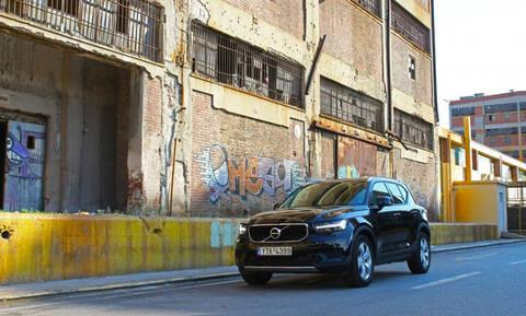 Το Volvo XC40 Τ3 των 1.500 κυβικών είναι μια εξαιρετική πρόταση