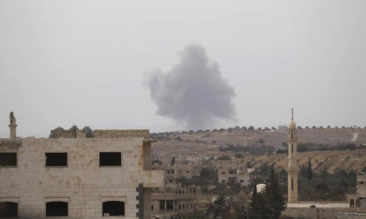 Συρία: Ο διεθνής συνασπισμός βομβάρδισε τέμενος που χρησιμοποιούσε το Ισλαμικό Κράτος
