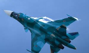 Су-34 разбился на Дальнем Востоке