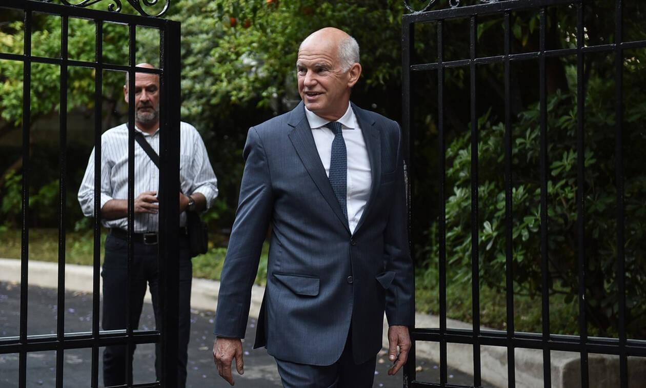 Πλήρης επιβεβαίωση Newsbomb.gr: Ο Παπανδρέου δίνει συνέντευξη υπέρ της συμφωνίας των Πρεσπών