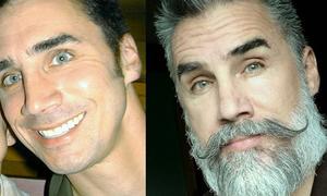 Πώς αλλάζουν τα γένια τον άνδρα; Δες αυτές τις φωτογραφίες και θα καταλάβεις (photos)