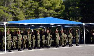 Στρατιωτική θητεία: Αυτές είναι οι αλλαγές που ανακοίνωσε το ΓΕΣ