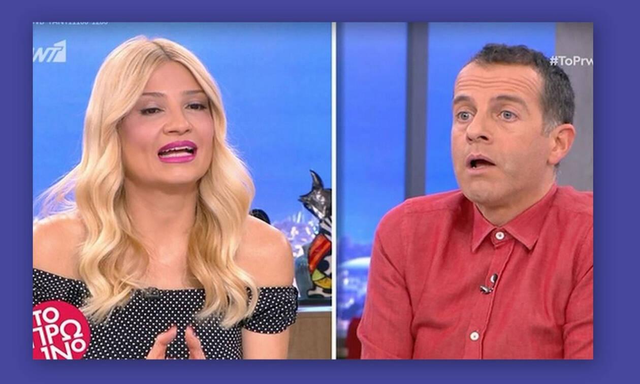 Χαμός στο Πρωινό: «Αν εγώ είχα εκπομπή δε θα καλούσα την Εύη Ιωαννίδου! Μπράβο που έκανε νούμερα»!