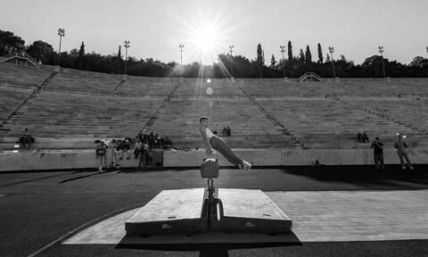 WOGG: Κορυφαίοι αθλητές «τα βάζουν» με τους ψηφιακούς τους εαυτούς στο Καλλιμάρμαρο!