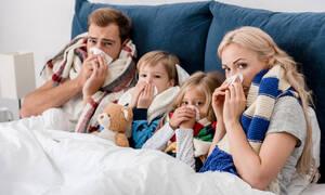 Ο σωστός τρόπος για να καθαρίσετε το σπίτι μετά από μια γρίπη (pics)