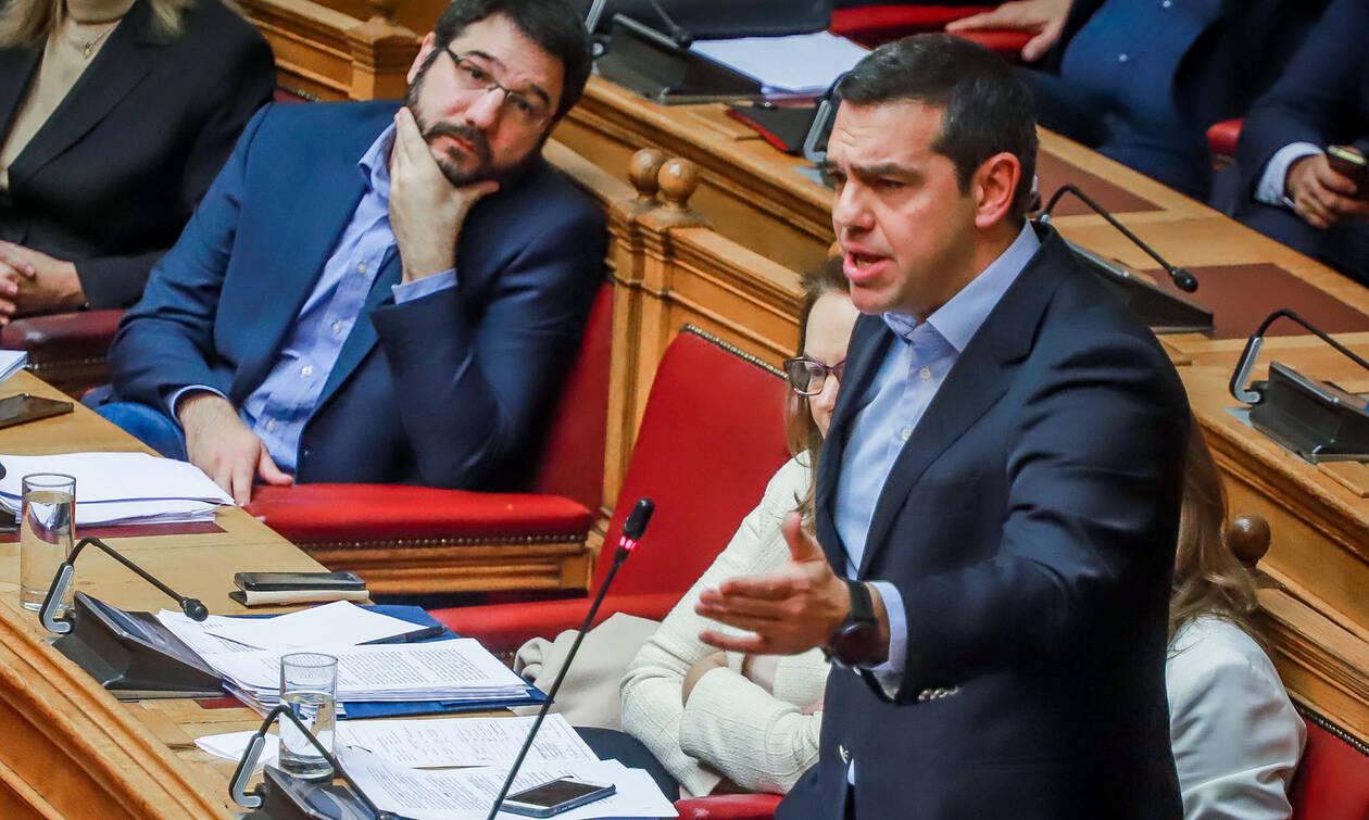Ηλιόπουλο ψηφίζει ο Τσίπρας και το αποδεικνύει με βίντεο